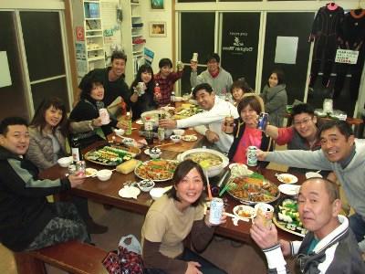 Countdown 2015ゆく年くる年party 大盛り上がり(*゚▽゚*)