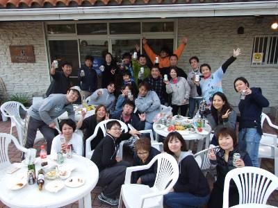 2016年4月16日 ドルフィンウェーブ恒例!豪華サザエつぼ焼き海鮮BBQ(^-^)/