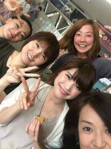 2016年5月25日(水)~26日(木) 女子会in伊豆大島ツアー♪♪