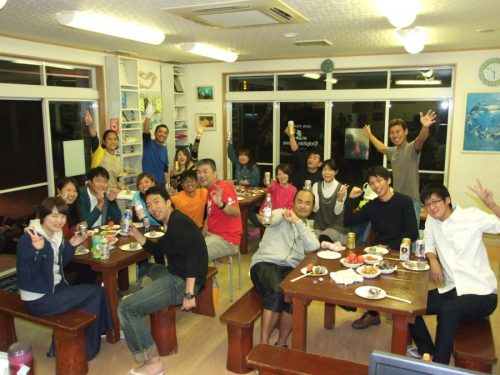 10/22 今年ラストのドルフィンウェーブ海鮮BBQでした~ヽ(´▽`)/