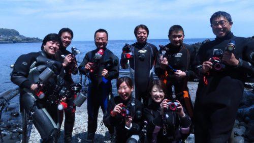 ドルフィンウェーブ 水中プロカメラマンによるフォトセミナー(^-^)/