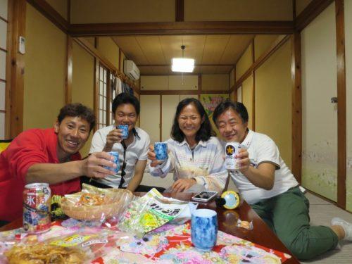 2017/5/13~14 ドルフィンウェーブ初島&花火ツアー\(^o^)/