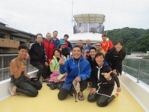 本日6日も神子元島で3ダイブしてきました~!