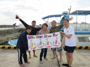 2018年北海道ドルフィンウェーブ海獣ツアー