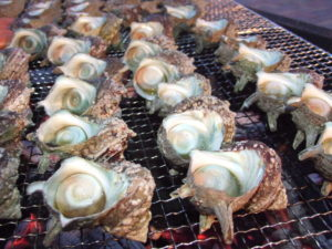 2019年大好評♪豪華サザエのつぼ焼き付海鮮BBQ日程!!