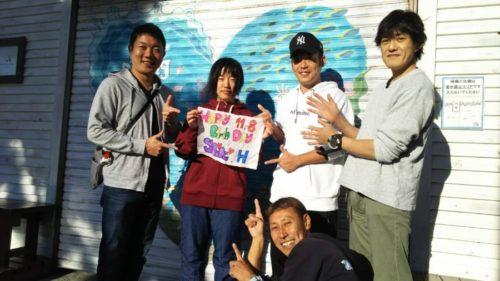 11/8 穏やかな井田へ~~(^^)