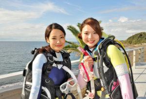 富戸ダイビングサービス施設改修工事のお知らせ