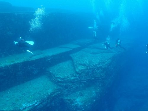 黒潮真っ只中のロマン溢れる神秘の海・与那国海底遺跡ツアー(^^)5月23日(木)~5月26日(日) 3泊4日