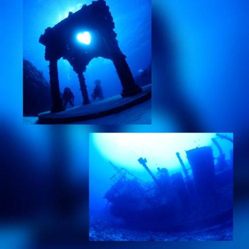 海中宮殿!!夏の与論島ツアー\(^o^)/  2021年7月6日(火)~9日(金)3泊4日
